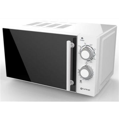 Microondas Grunkel MWG20SF, 20L, Grill, Blanco