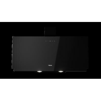 Campana Teka DVN94030TTC, 90cm, Cristal Negro