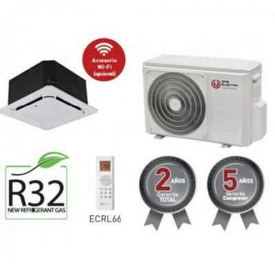 CASSETTE EAS ELECTRIC R32 CLASE A++ ECM71VK