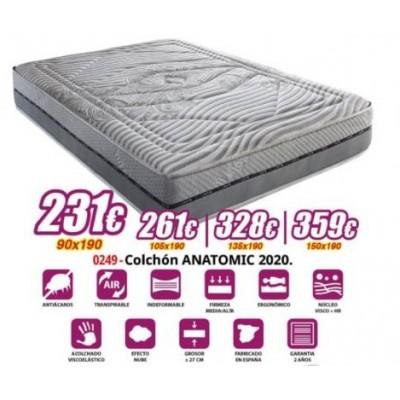 Colchón ANATOMIC 2020